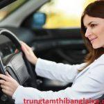 Thi giấy phép lái xe cho người nước ngoài