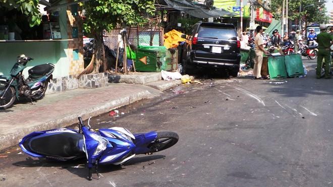 xe gây tai nạn bị tạm giữ bao nhiêu ngày