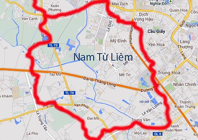 Thi bằng lái xe máy tại Nam Từ Liêm